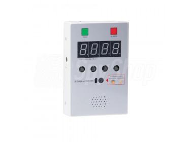 Bezkontaktowy czujnik temperatury na podczerwień SA200P