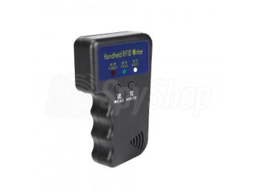Poręczny duplikator RF-1400 – wygodne kopiowanie kluczy RFID 125 Khz