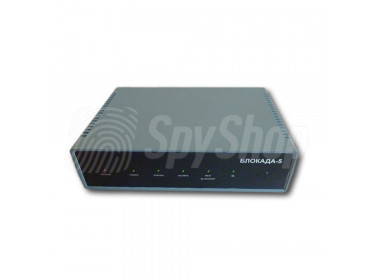 "SEL SP-165 ""BLOCKADE-5"" - blokada sygnału GSM, Wi-Fi i Bluetooth"