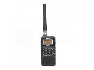 Skaner częstotliwości radiowych Uniden EZI33XLT-PLUS z ładowaniem USB