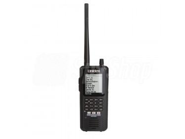 Cyfrowo-analogowy skaner częstotliwości Uniden BCD436HP dla dziennikarzy