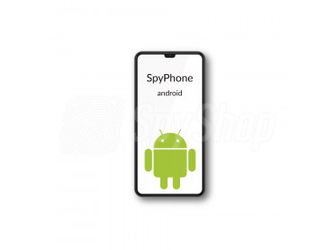 Profesjonalna aplikacja do monitorowania telefonu Spyphone Android Pro