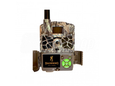 Kamera fotopułapka Browning Defender – moduł 4G i aplikacja na telefon