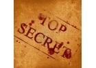 Znikający papier szpiegowski do przekazywania poufnych informacji