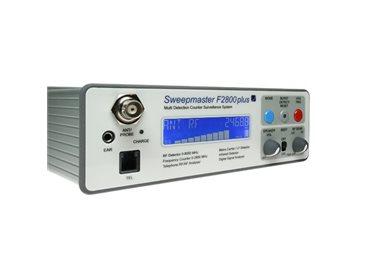 Sweepmaster F2800 Plus profesjonalny system wykrywania inwigilacji