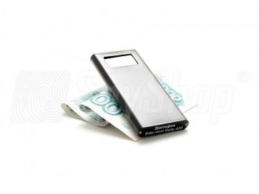 Profesjonalny dyktafon cyfrowy z wyświetlaczem OLED Edic-mini Daily A53