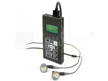 Bezpieczny Gnome-2M – cyfrowy dyktafon do profesjonalnych zastosowań