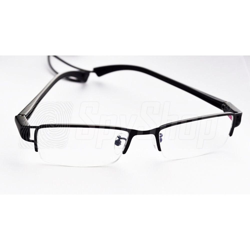 Mała szpiegowska kamera w okularach CM-SG20 dla detektywa