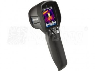 Ręczna kamera termowizyjna FLIR i3 z rozszerzoną gwarancją
