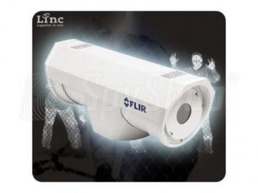 Profesjonalna kamera na podczerwień TCP/IP FLIR F