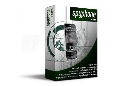 Nagrywanie rozmów i namierzanie telefonu dziecka - SpyPhone 7in1 Pro