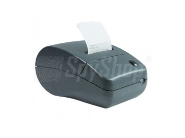 Zaawansowana drukarka termiczna AP 860 do alkomatów AlkoSensor IV