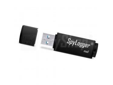 SpyLogger Mail® do szpiegowania komputera - keylogger email