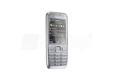 Biznesowa Nokia E52 - podsłuch telefonu firmowego SpyPhone 7in1 Pro