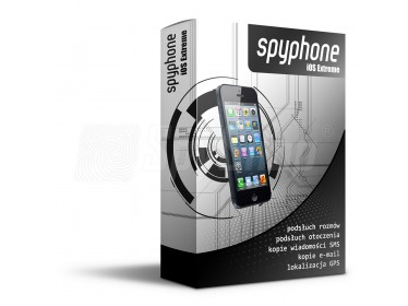SpyPhone iOS Extreme – monitoring i namierzanie telefonu iPhone