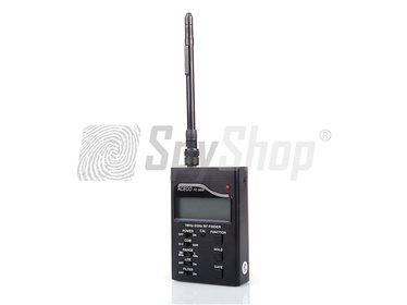 Cyfrowy lokalizator transmisji radiowych Aceco FC-3002