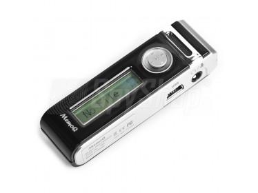 Profesjonalny dyktafon cyfrowy Esonic MemoQ MR-720