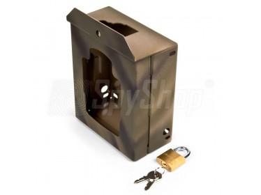 Metalowa wzmacniana obudowa do fotopułapek Covert®