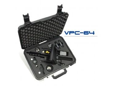 Kolorowa kamera teleskopowa VPC-64 z oświetleniem IR i ekranem LCD