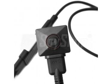 Minikamera HD typu pinhole kamuflowana w guziku CMD-BU13