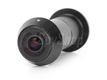 Kamera do monitoringu mieszkania ukryta w wizjerze MF-35D