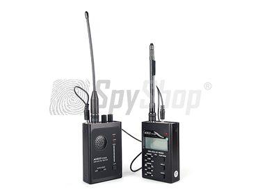 Zestaw do lokalizowania i wykrywania podsłuchów FC-5002 i FC-3002