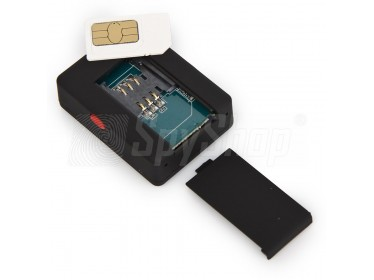 Bezprzewodowy podsłuch GSM X8 z ukrytą kartą SIM