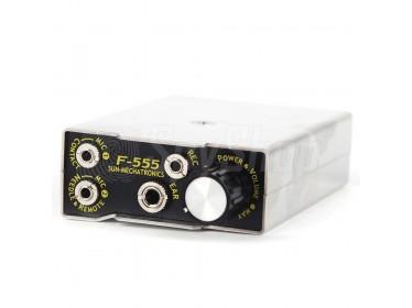 Zestaw F555-EX - profesjonalny i wielofunkcyjny podsłuch sejsmiczny