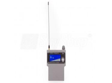 PRO7000FX - cyfrowy wykrywacz i lokalizator częstotliwości radiowych