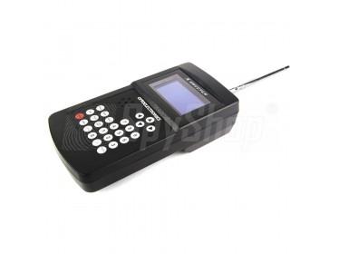 X Sweeper - profesjonalny wykrywacz podsłuchów z ekranem LED
