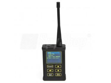 Profesjonalny ST-062 - wykrywacz telefonów komórkowych i transmisji 3G, Wi-Fi, Bluetooth