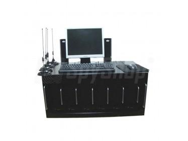 System przechwytywania transmisji MaxxGSM - zapisywanie rozmów i SMS
