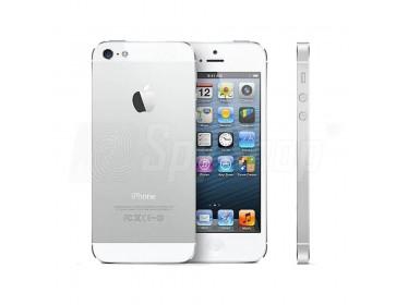 Lokalizacja szpiegowskiego telefonu iPhone 5S 16GB z SpyPhone iOS Extreme