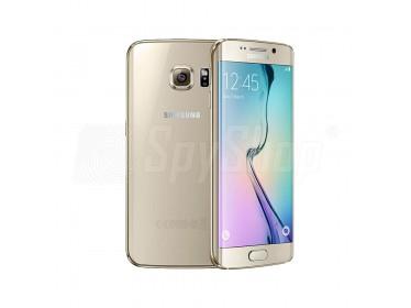 Namierzanie GPS i podsłuch rozmów SpyPhone Samsung Galaxy S6 Edge 128GB