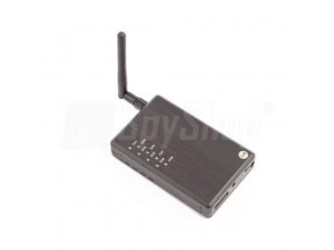 Odbiornik audio-video do kamer 2,4GHz RX-2455