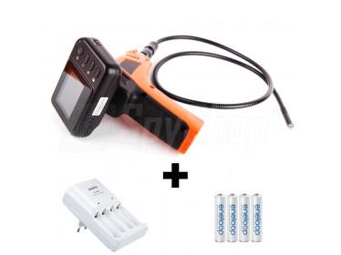 PP-8803AJ - zestaw z kamerą endoskopową