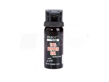 Obezwładniający gaz żelowy Mace PepperGel z barwnikiem UV