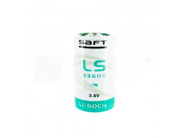 Bateria SAFT LS33600 3,6V