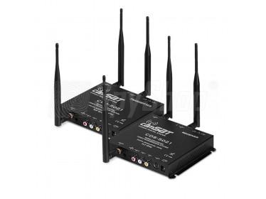 CDS-5021 STR - transmisja cyfrowego sygnału