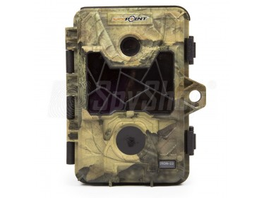 Fotpułapka SpyPoint Iron-10 z oświetlaczem IR do monitoringu posesji