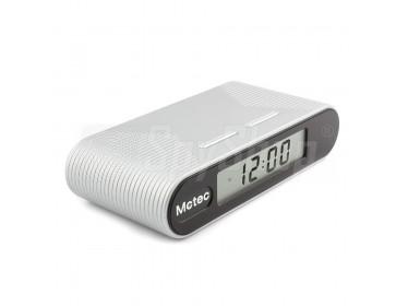 Kamera w zegarku biurkowym PV-FM20 z detekcją ruchu i oświetlaczem IR