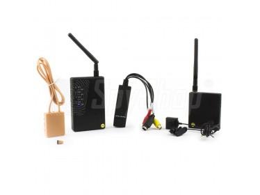 Zestaw egzaminacyjny do przesyłania obrazu i dźwięków PVK-001 Pro