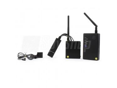 Zestaw egzaminacyjny PVK-001 Lite do bezprzewodowej komunikacji wideo