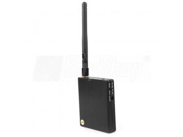 Zestaw TXRX-2455 do bezprzewodowej transmisji audio-wideo do kamer