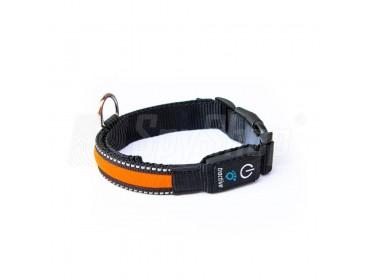 Tractive obroża LED dla psa do lokalizatora GPS