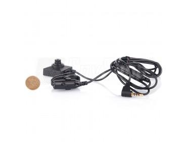 Kamera szpiegowska CCD BU18 do nagrywania spotkań