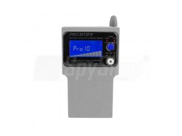 Wielofunkcyjny wykrywacz częstotliwości radiowych, GSM i 3G - PRO-M10FX