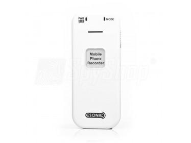 Cyfrowy dyktafon MQ-U2 – nagrywanie rozmów z telefonów komórkowych