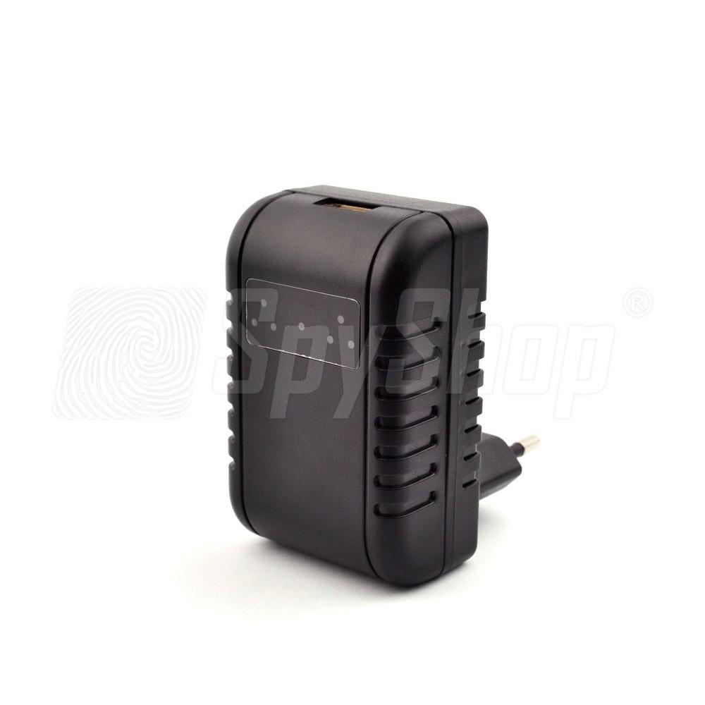 66d1ae0936f982 Szpiegowska mikrokamera WiFi AC-T45 ukryta w zasilaczu sieciowym