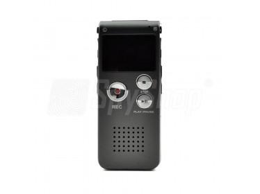Cyfrowy dyktafon MVR-330 dla dziennikarza do jawnej rejestracji rozmów